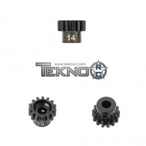TKR4174 – M5 Pinion Gear (14t, MOD1, 5mm bore, M5 set screw)