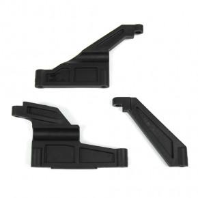 TKR5062-Chassis Brace Set (front/rear/center)