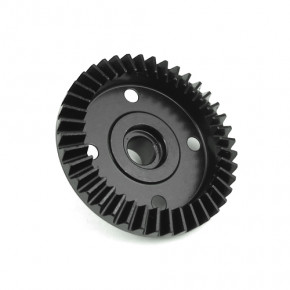 TKR5403-Differential Ring Gear (straight cut, CNC, 40t, NT48 front, ET48 front/rear)