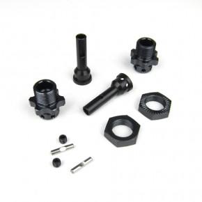 TKR5570-17-17mm Hub Adapter Set (SCT410, 1/8 buggy width, 2 Stück)