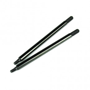 TKR6017-Shock Shafts (for 122mm shocks, steel, 2 Stück)