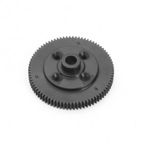 TKR6522-Spur Gear (81t, 48pitch, composite, black, EB410)