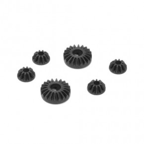 TKR6550P-Composite Differential Gear Set (internal gears only, EB410)