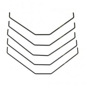 TKR6610-Sway Bar Set (rear, 1.5, 1.6, 1.7, 1.8, 1.9mm, EB410)