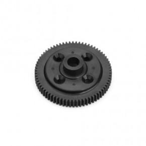 TKR6670-Spur Gear (70t, 48pitch, composite, black, EB410)