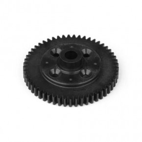 TKR7253-Spur Gear (53t, 32 pitch, composite, black, EB/ET410)