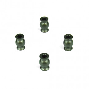TKR8052A-Pivot Balls (6.8mm, camber, str links, almnm, centered, 4pcs)