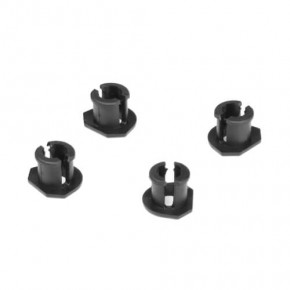 TKR8730-Shock Cap Bushings (4pcs, requires TKR8727)