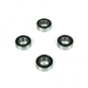 TKR6124-Ball Bearings (6x12x4mm, 4pcs)