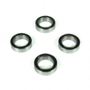 TKRBB10154-Ball Bearings (10x15x4mm, 4pcs)