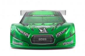 Zoo-Racing ZooZilla 1:10 Touring Car Clear Body - 0.7mm REGULAR
