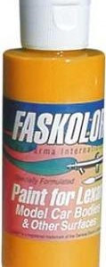 Faskolor Fluorescent Orange 60ml